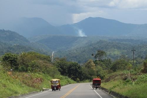 Peru Cajamarca -  San Jose Lourdes