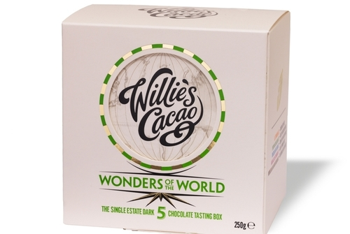 Willies Cacoa - Wonders of the World