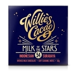 Willie's Milk of the Stars Milk Chocolate